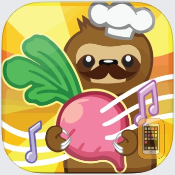 Cook To The Beat by Raccoopack Studios Inc. (iPhone)