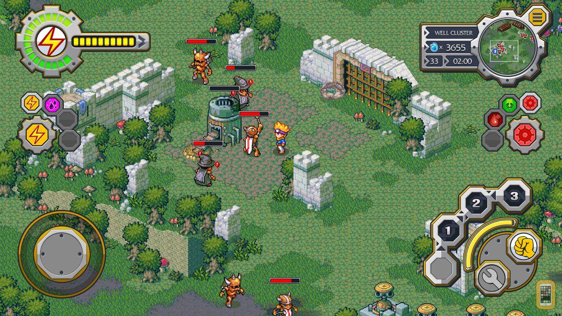 Screenshot - Lock's Quest