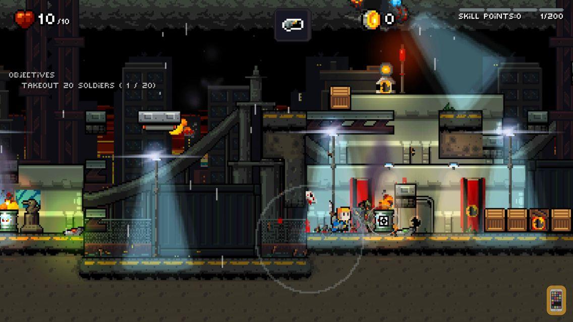 Screenshot - Gunslugs:Rogue Tactics