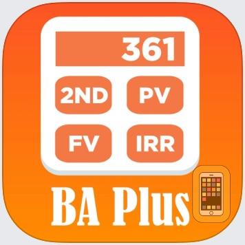 BA II Plus Calculator by guodong jiao (Universal)