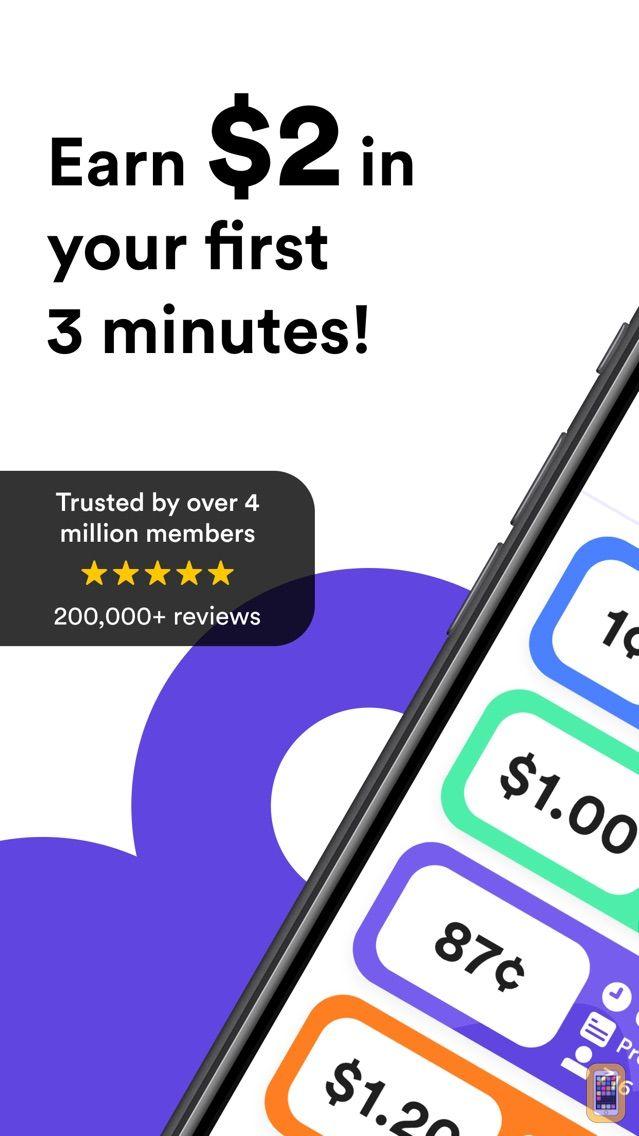 Screenshot - Eureka - Surveys for money!
