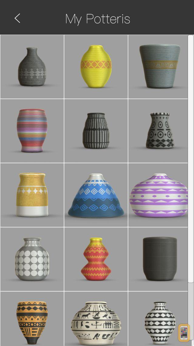 Screenshot - Pottery AR