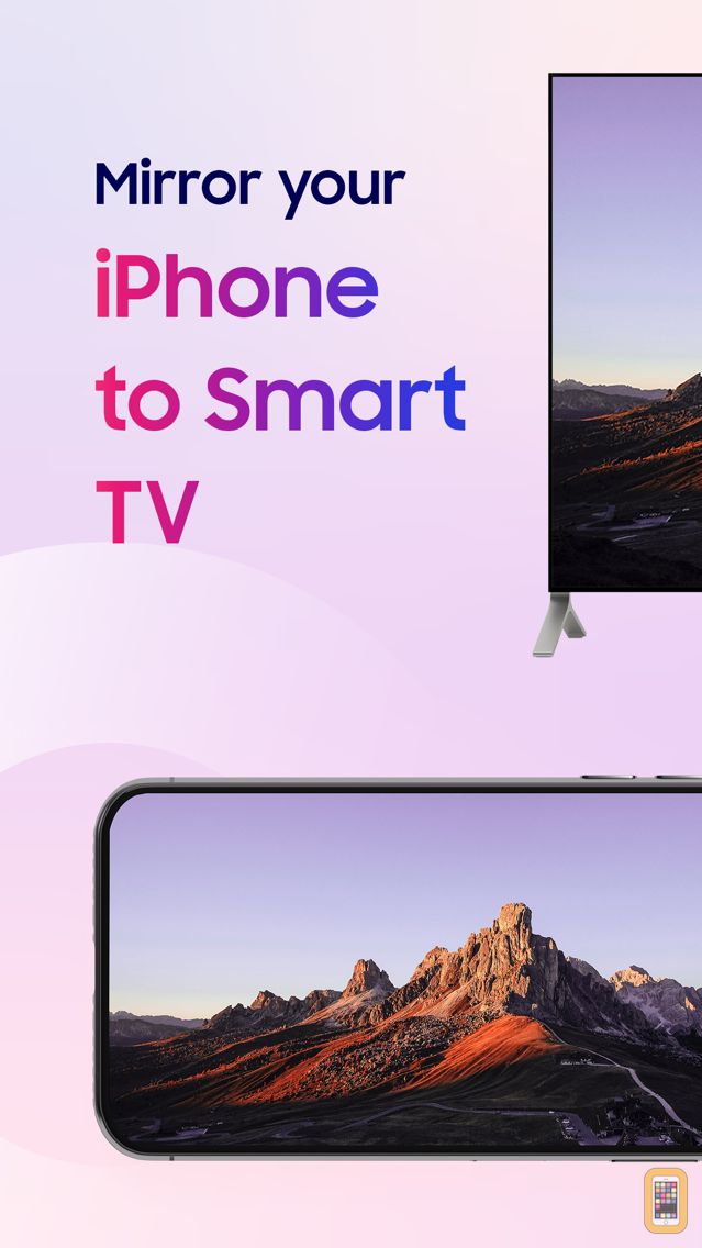 Screen mirroring for Smart TV for iPhone - App Info & Stats