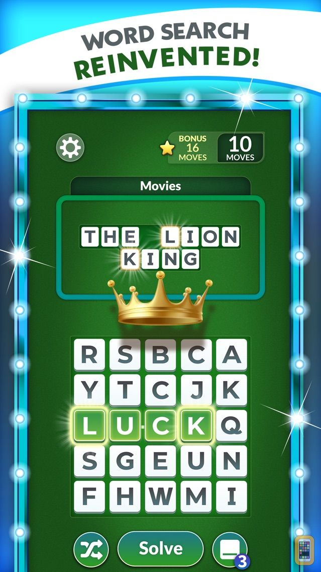 Screenshot - Word Search: Guess The Phrase!