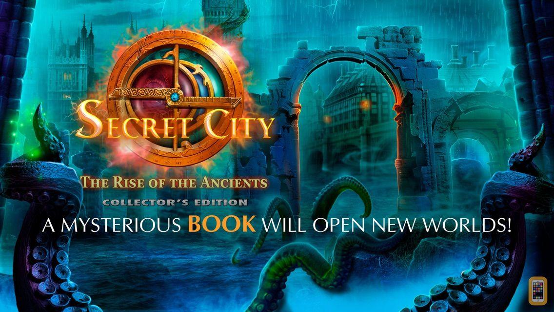 Screenshot - Secret City: Sunken Kingdom