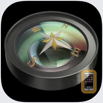CompassView by Alvin Landicho (iPhone)