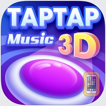 Tap Music 3D by Eyugame Network Technology Co., Ltd (iPhone)