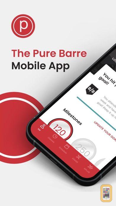 Screenshot - Pure Barre