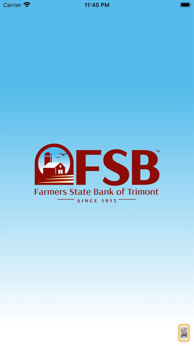 Screenshot - Farmers State Bank of Trimont