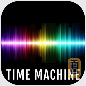 Time Machine AUv3 Plugin by 4Pockets.com (Universal)