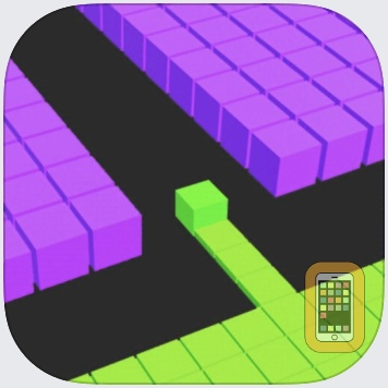 Color Fill 3D by Good Job Games (Universal)