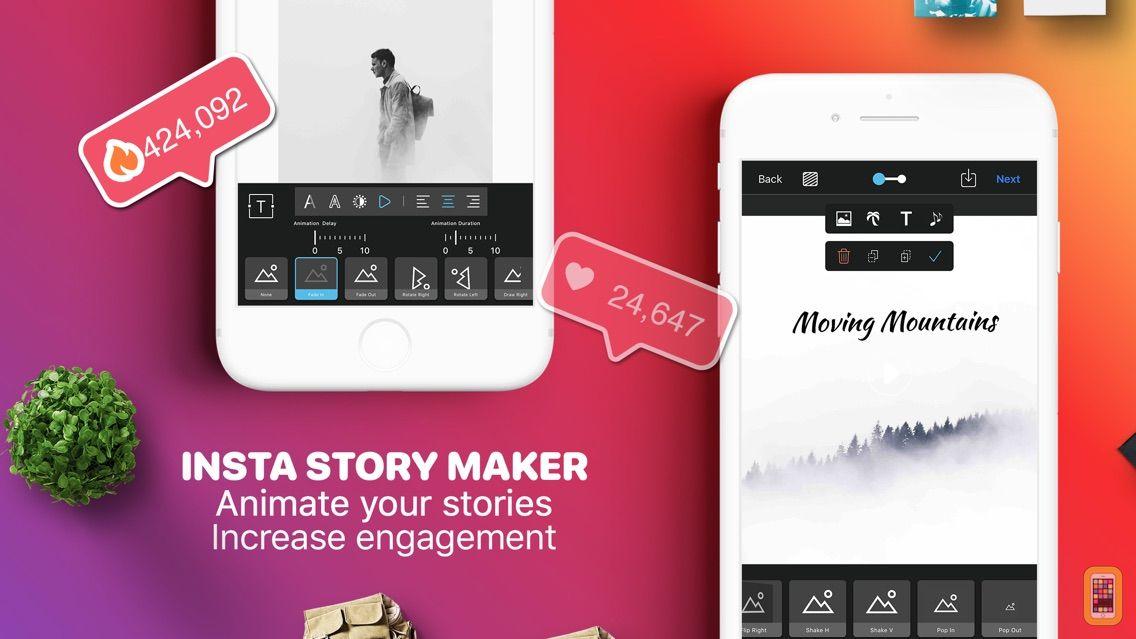 Screenshot - Story Studio & Ad Maker