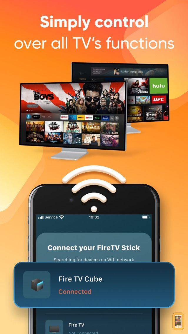 Screenshot - Fire App - Fire Stick Remote