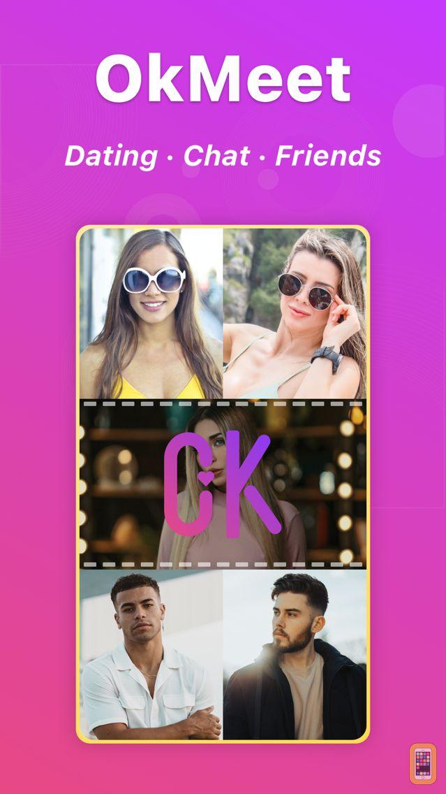 Screenshot - OKMeet: Hookup Meet & Dating