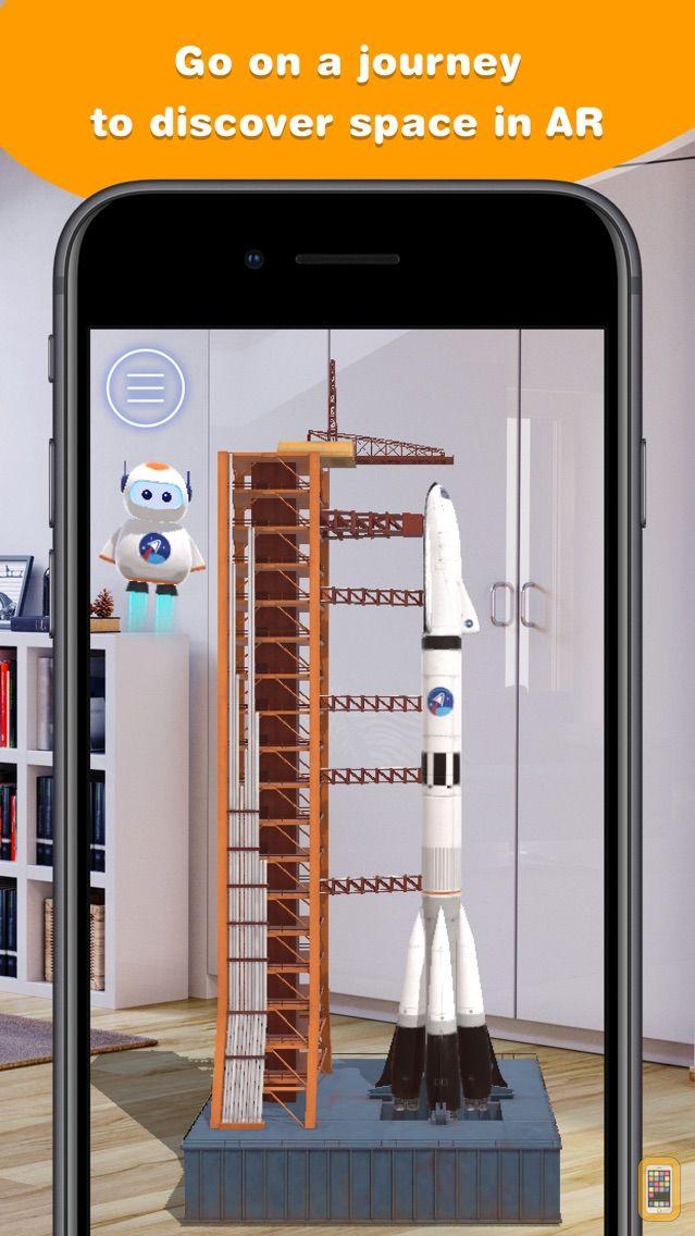 Screenshot - AR-kid: Space