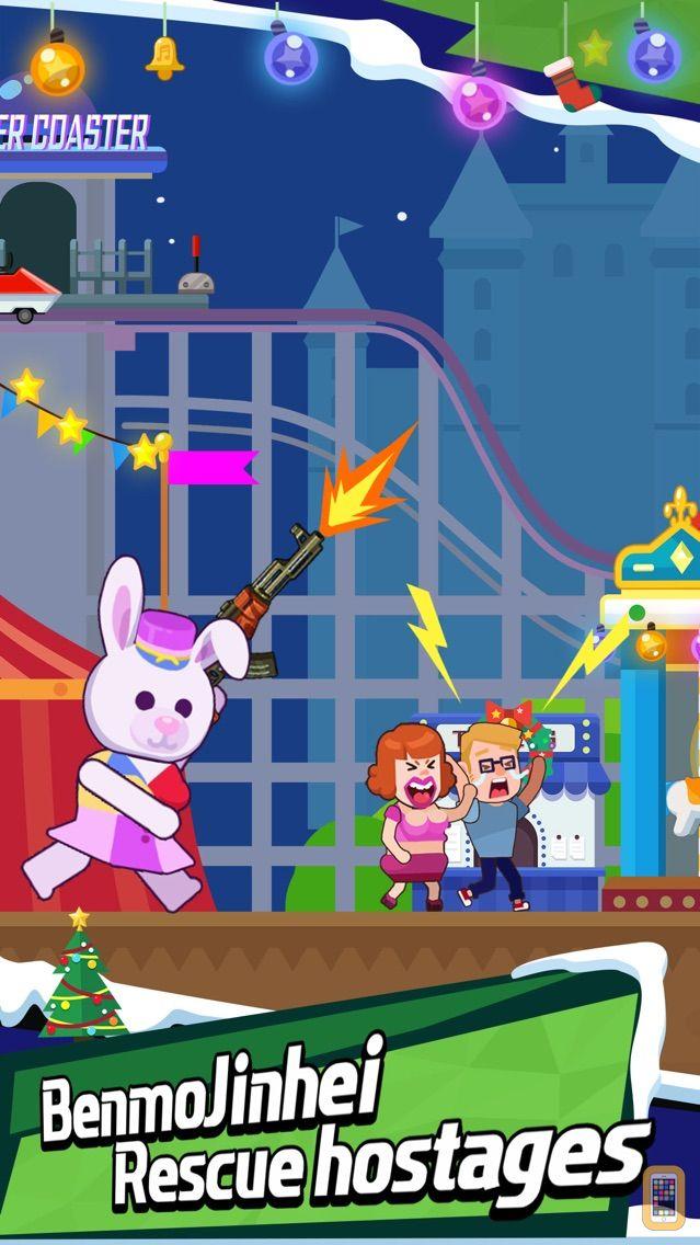 Screenshot - Detective Baldy-Sniper Game