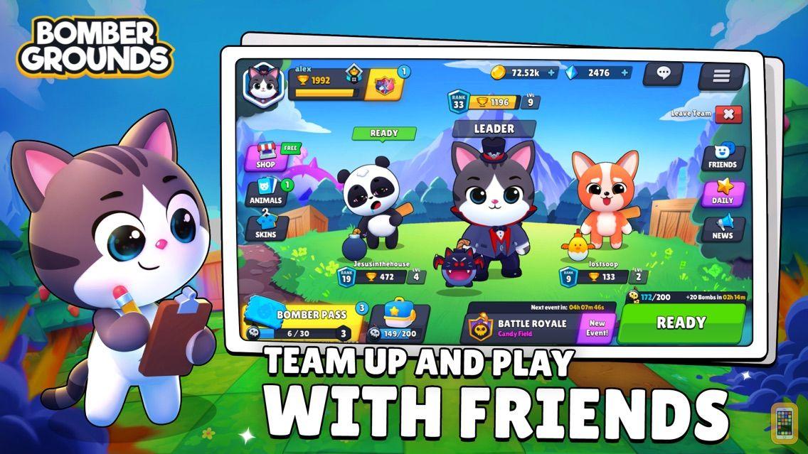Screenshot - Bombergrounds: Battle Royale
