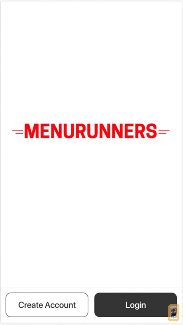 Screenshot - MenuRunners