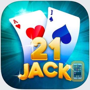 21 Jack - Real Money BlackJack by eGoGames (Universal)