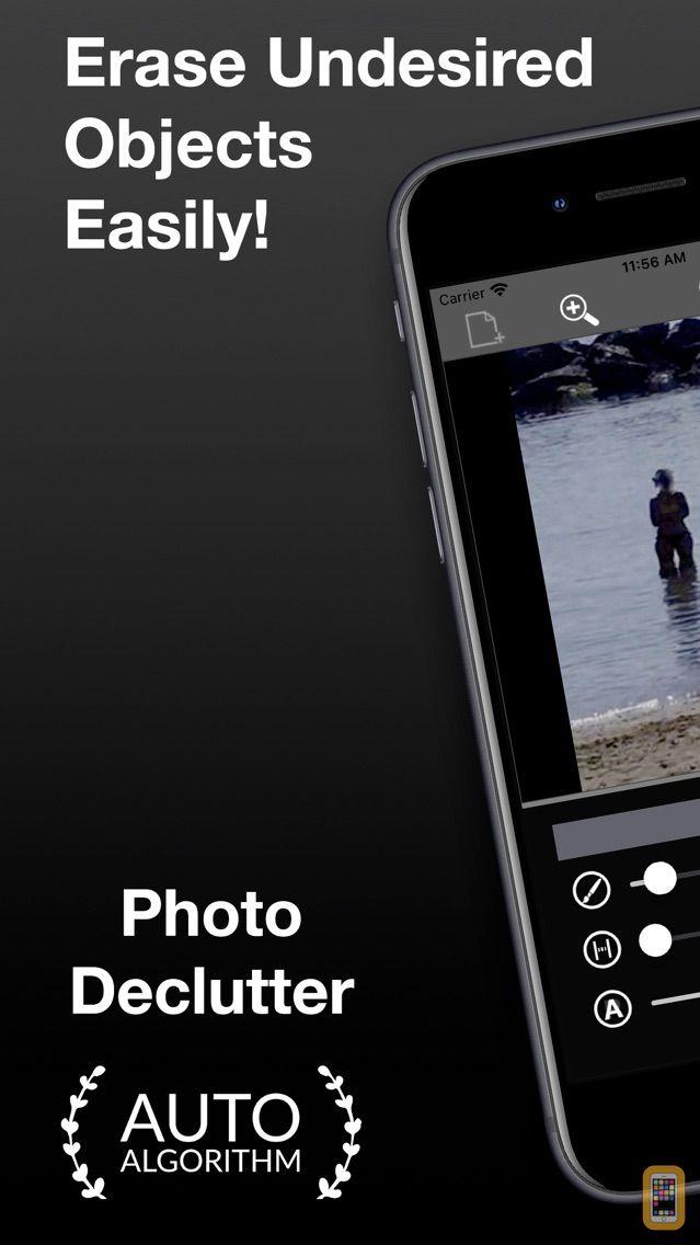 Screenshot - Photo Declutter Objects Eraser