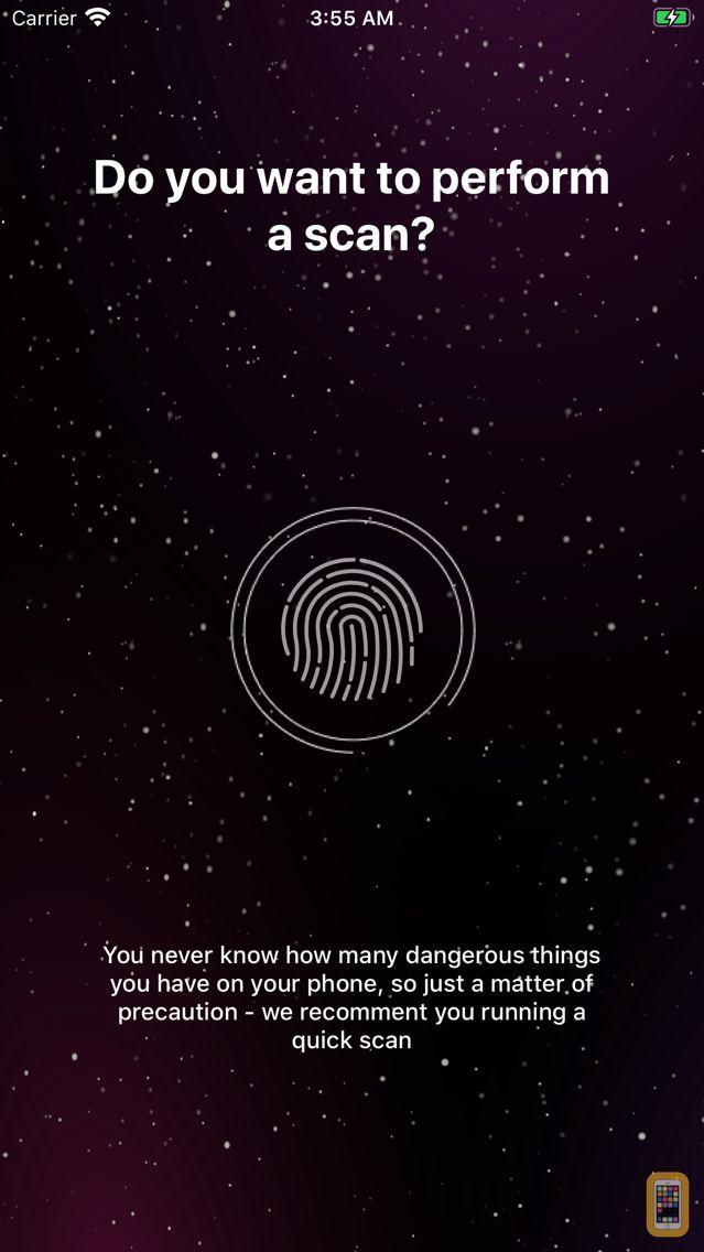 Screenshot - Secured VPN by CPunks