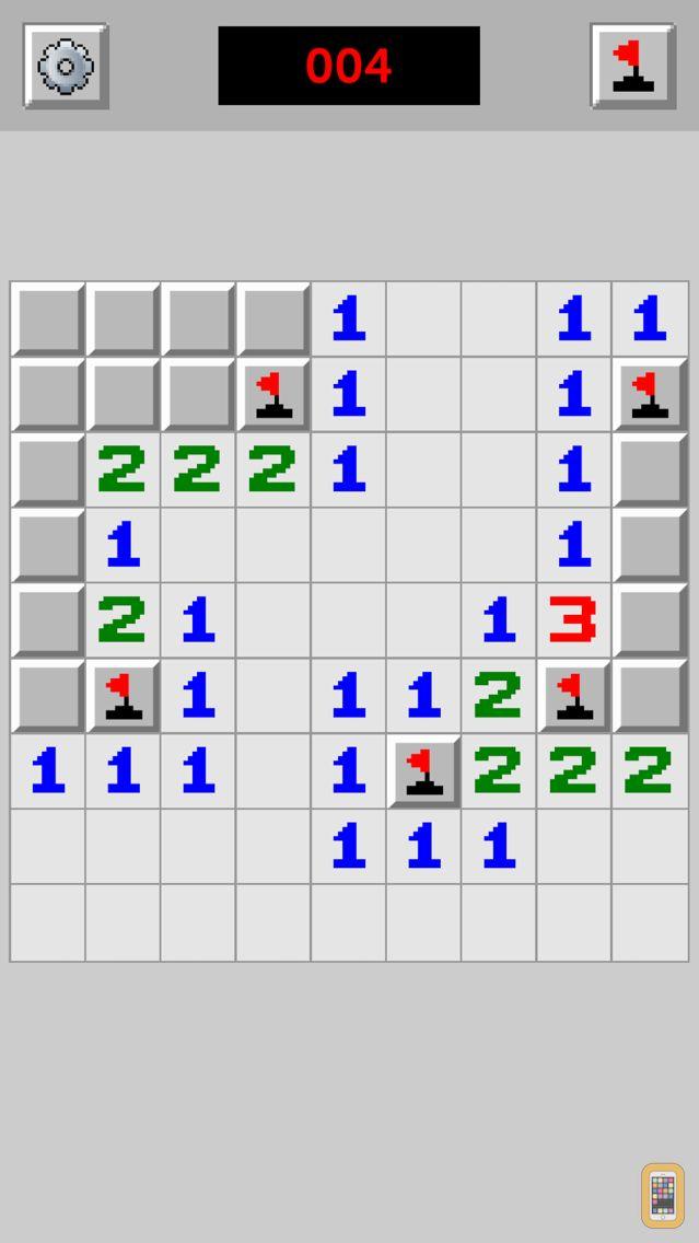 Screenshot - Minesweeper: Retro Fun