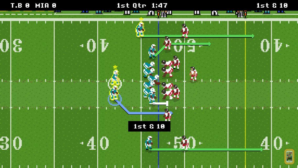 Screenshot - Retro Bowl