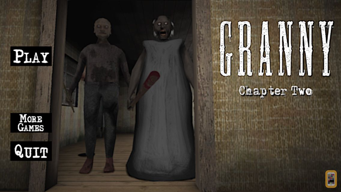 Screenshot - Granny: Chapter Two