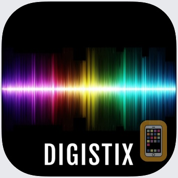 DigiStix Drummer AUv3 Plugin by 4Pockets.com (Universal)
