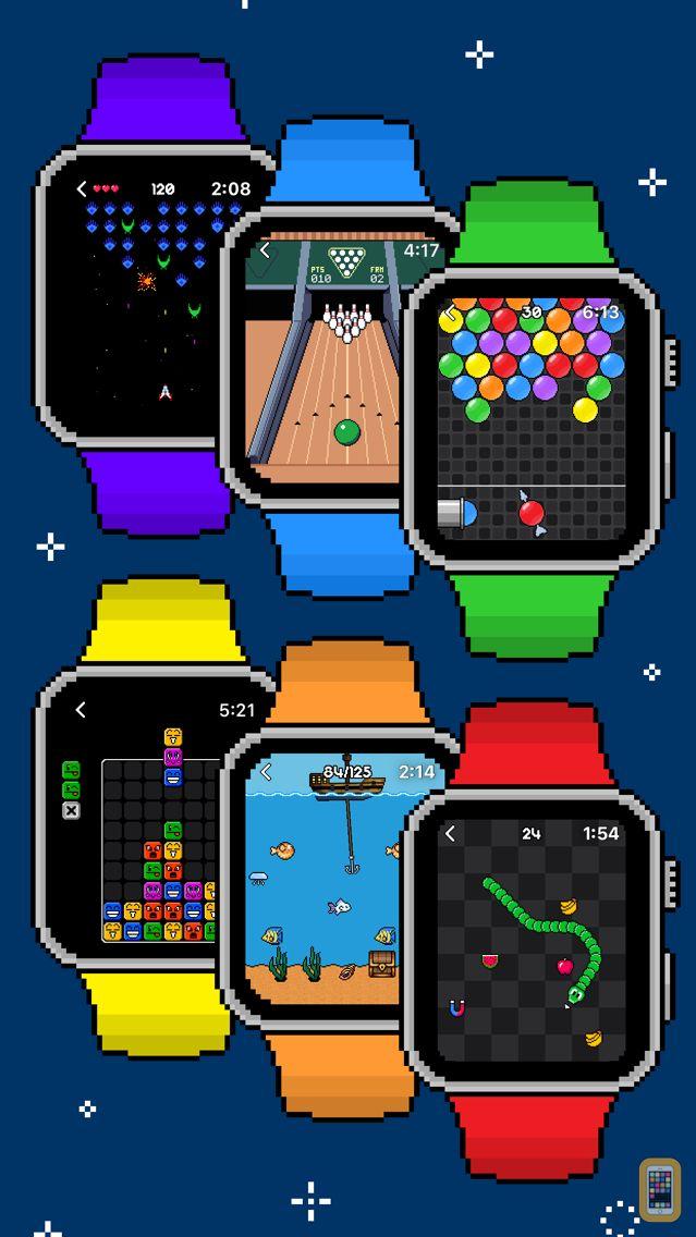 Screenshot - Arcadia - Arcade Watch Games