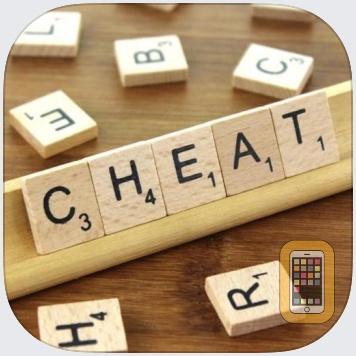 Word Finder - Scrabble Cheat by Stefan Kuklinsky (Universal)