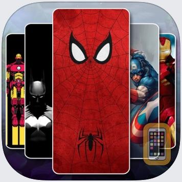 Superhero Wallpaper HD for iPhone & iPad - App Info ...