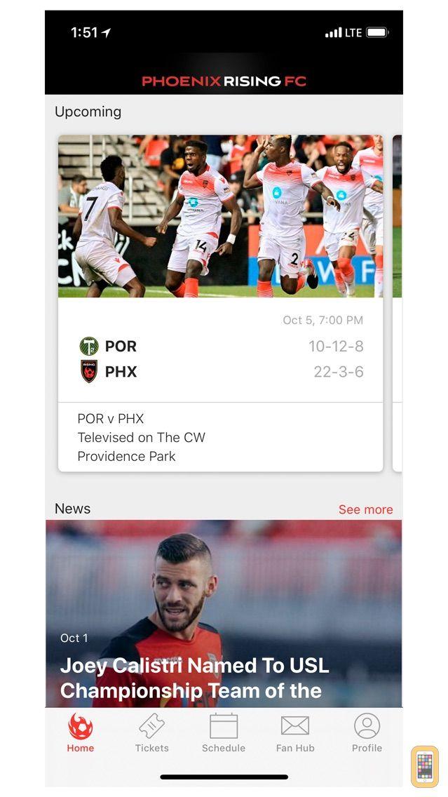Screenshot - Phoenix Rising FC