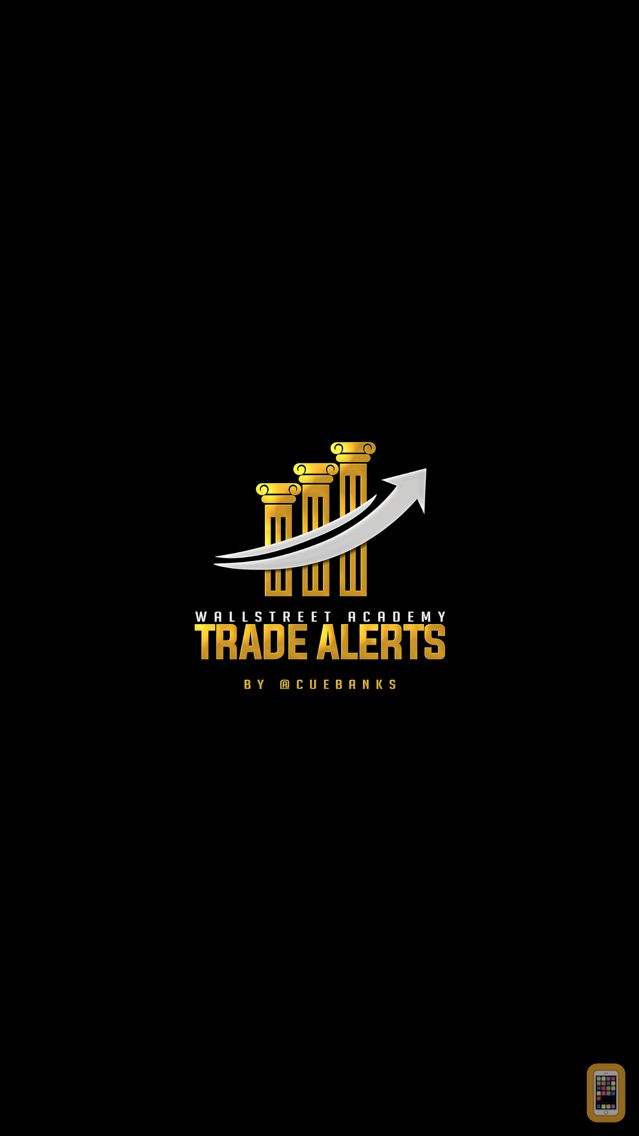 Screenshot - WSA Trade Alerts