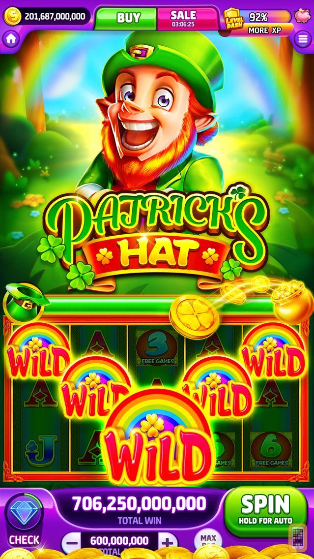Screenshot - Cash Tornado Slots - Casino