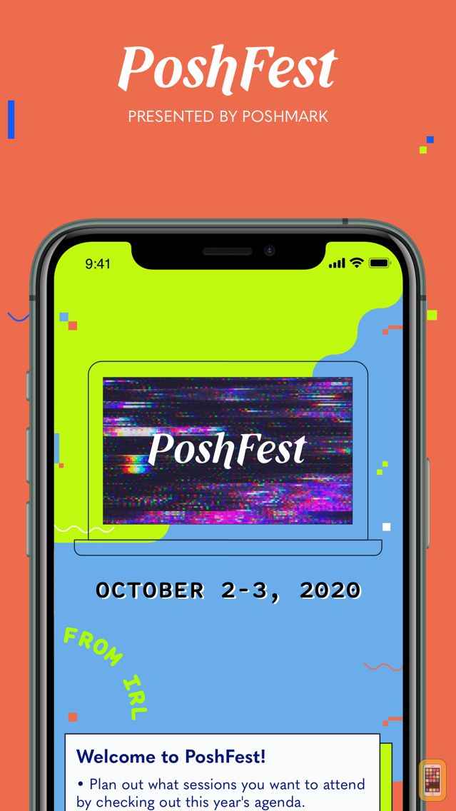 Screenshot - PoshFest