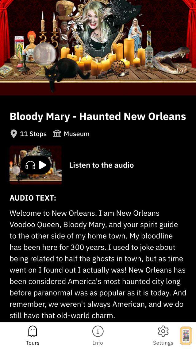 Screenshot - Bloody Mary Tour