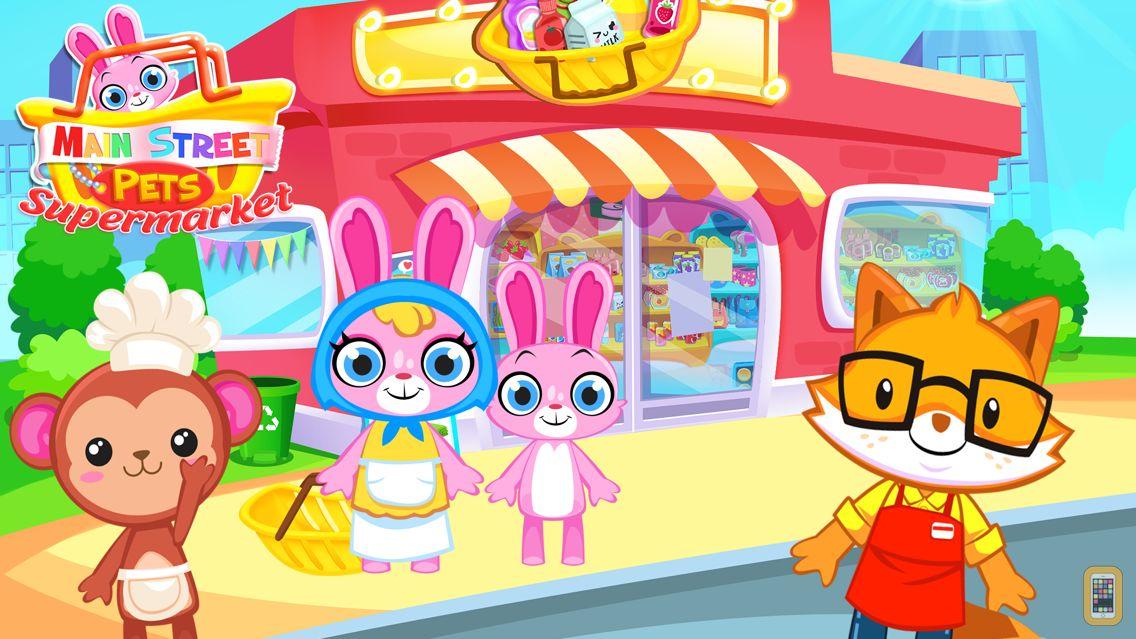 Screenshot - Main Street Pets Supermarket