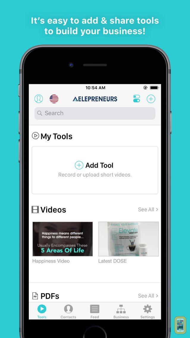 Screenshot - EleApp