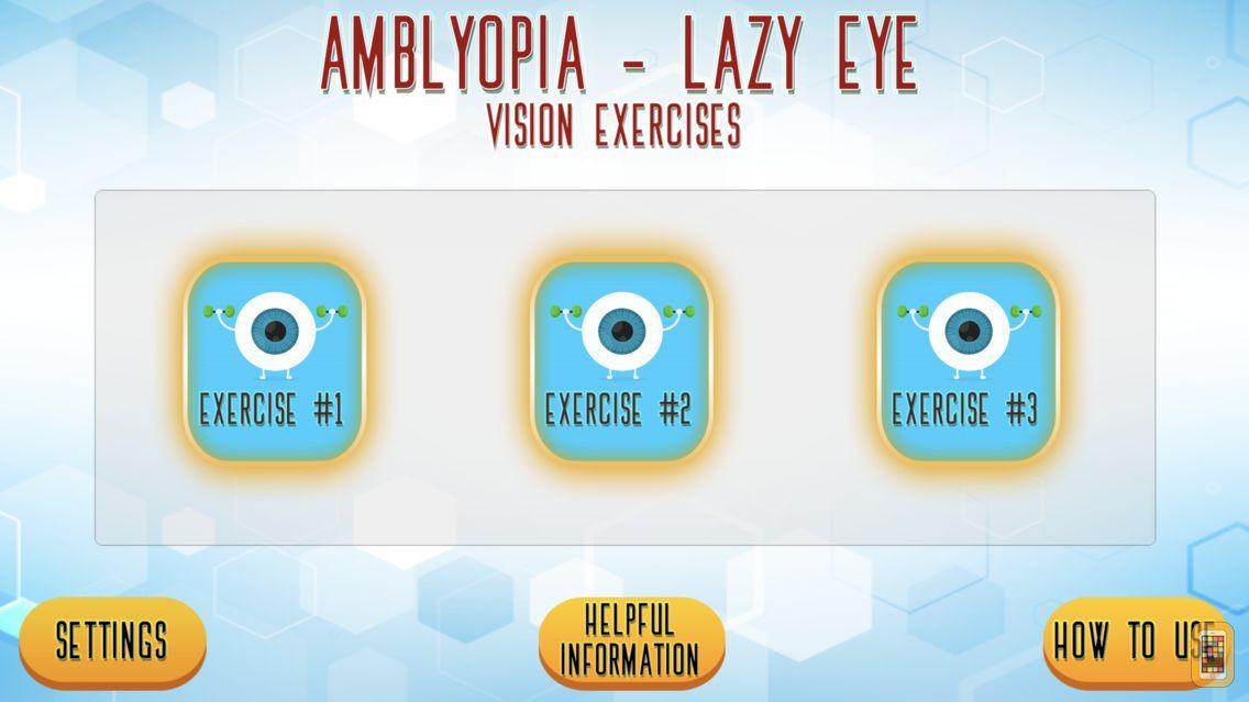 Screenshot - Amblyopia - Lazy Eye
