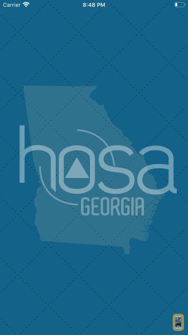 Screenshot - Georgia HOSA
