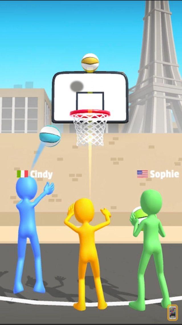 Screenshot - Five Hoops