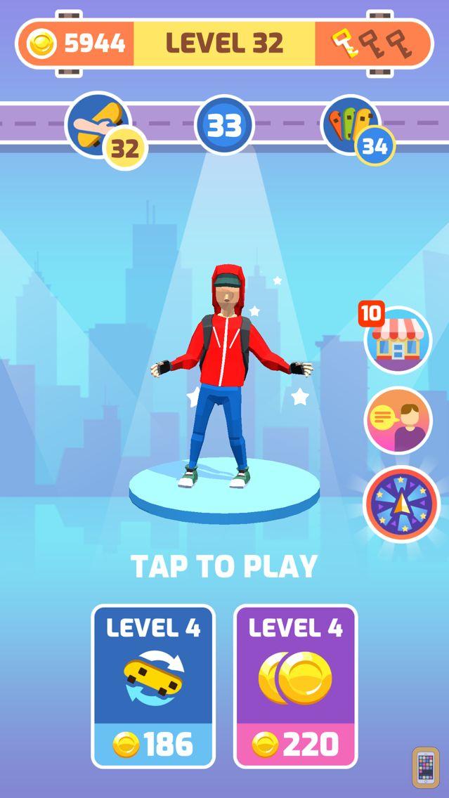 Screenshot - Skater Race