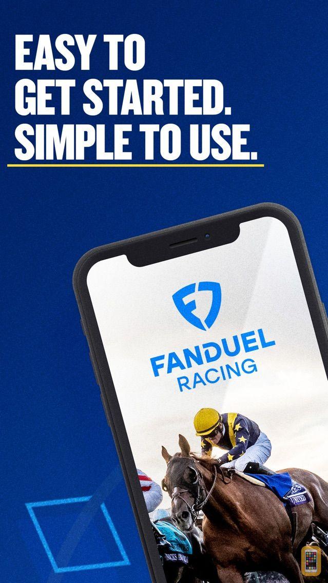 Screenshot - FanDuel Horse Racing