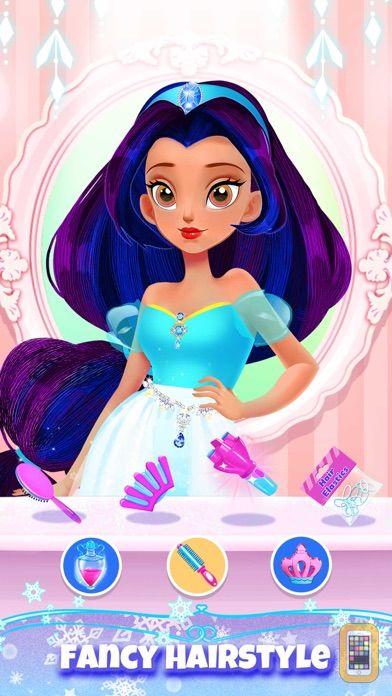 Screenshot - Princess Hair Salon Girl Games