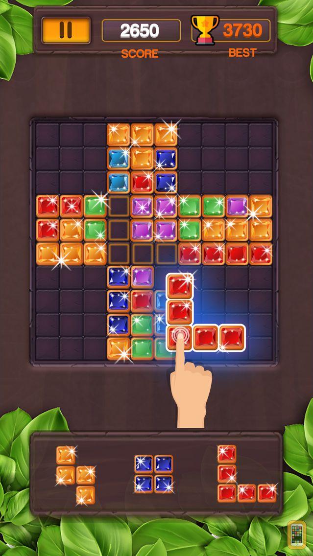 Screenshot - Jewel Block Puzzle Box