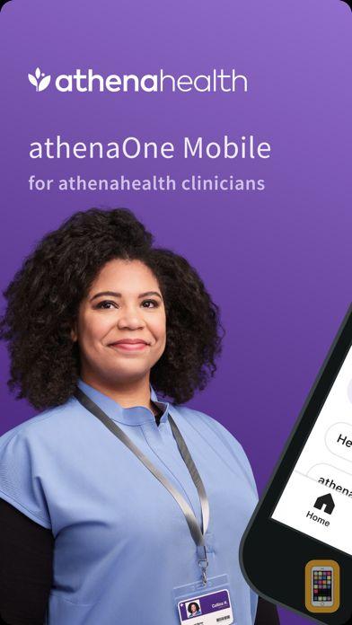 Screenshot - athenaOne