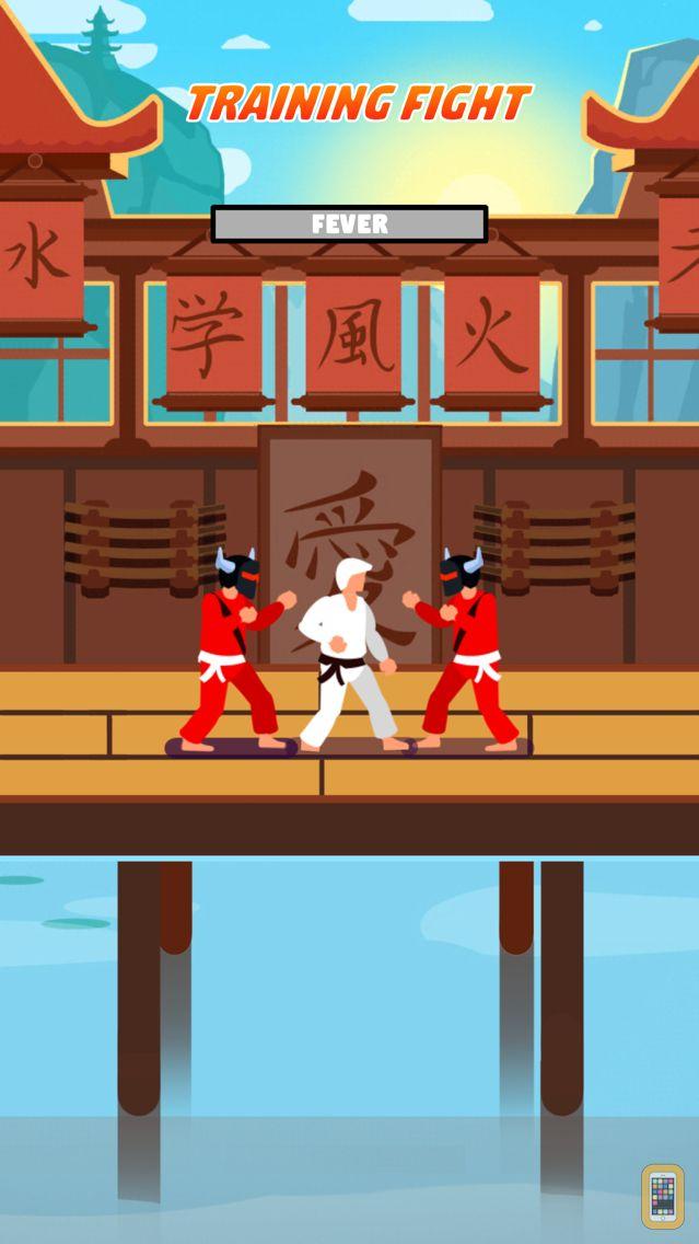 Screenshot - Karateka Rage