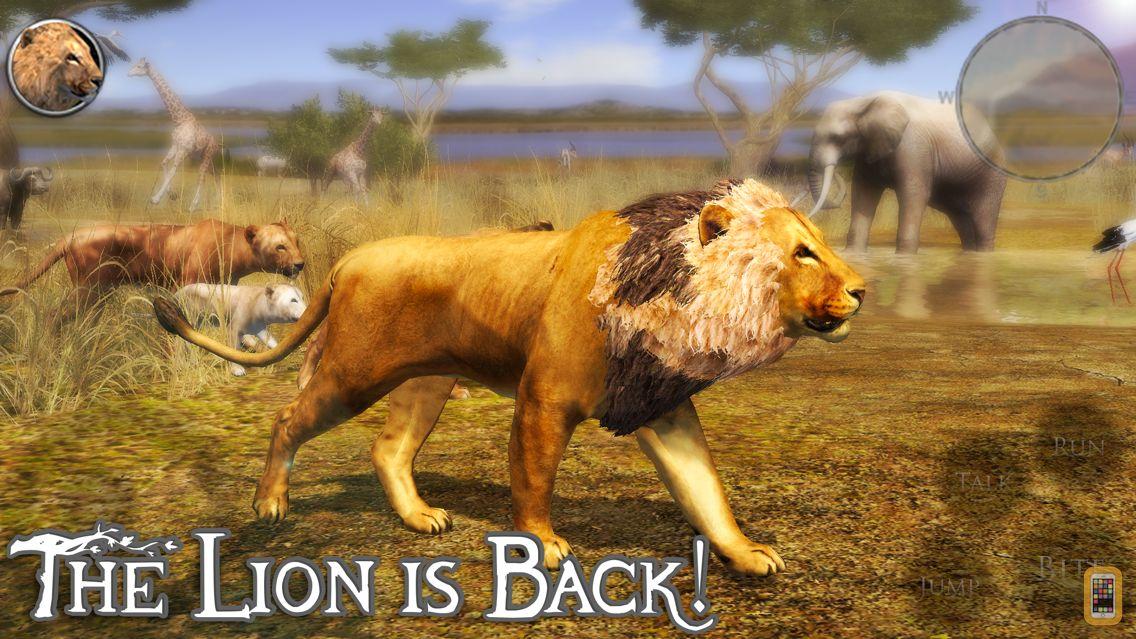 Screenshot - Ultimate Lion Simulator 2