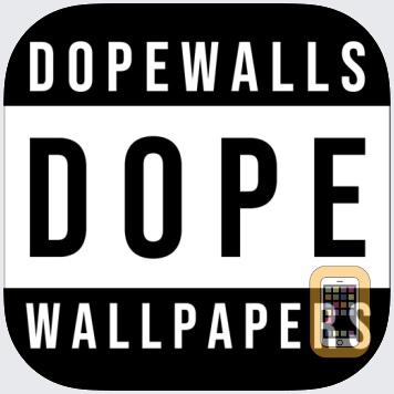 DopeWalls: Dope Wallpapers HD by Nikita Antonov (Universal)